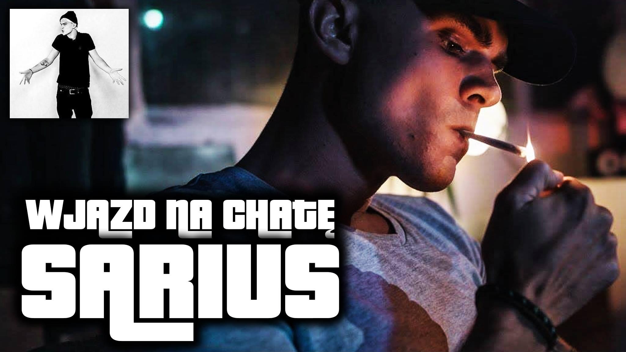 Youtuber wjeżdza na hip hopowców
