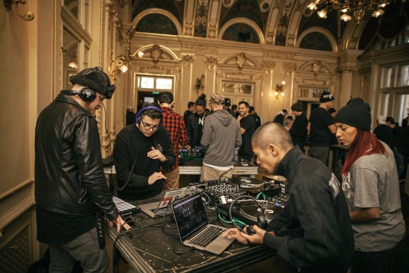 Skratch Bastid i DJ Damianito w Teatrze Slowackiego - Red Bull 3Style