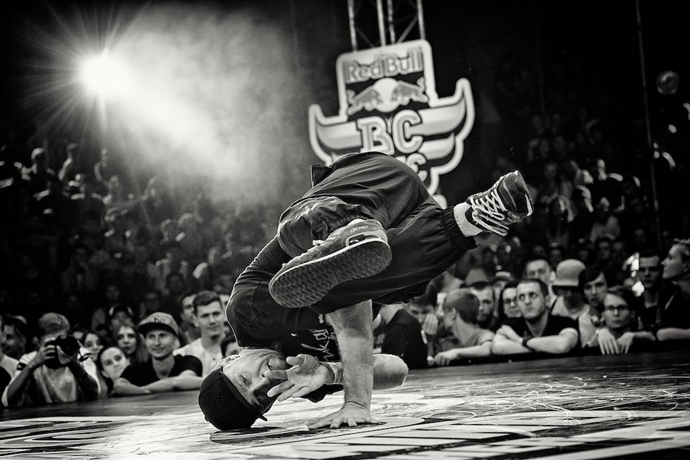 B-Boy InTact na Red Bull BC One Cypher Ukraine 2016