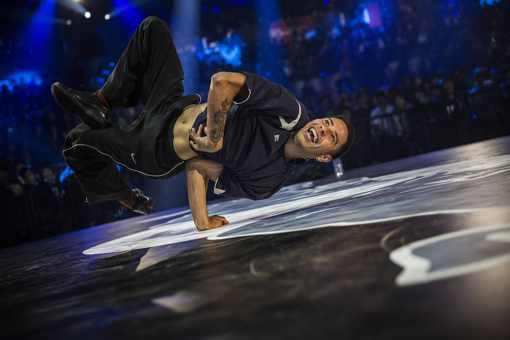 B-Boy Victor na Red Bull BC One World Final 2016