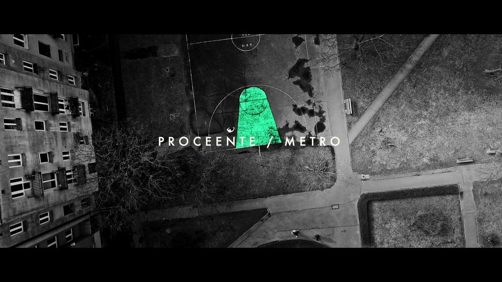 Proceente/Metro - Przez dekadę ft. Emazet, W.E.N.A., Człowień, Bleiz