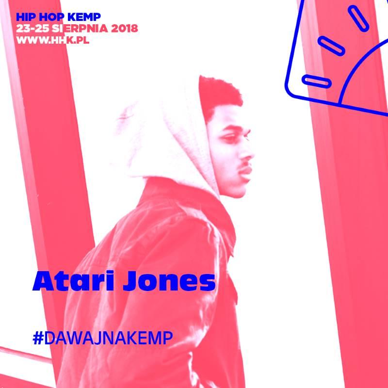 ATARI JONES /USA/