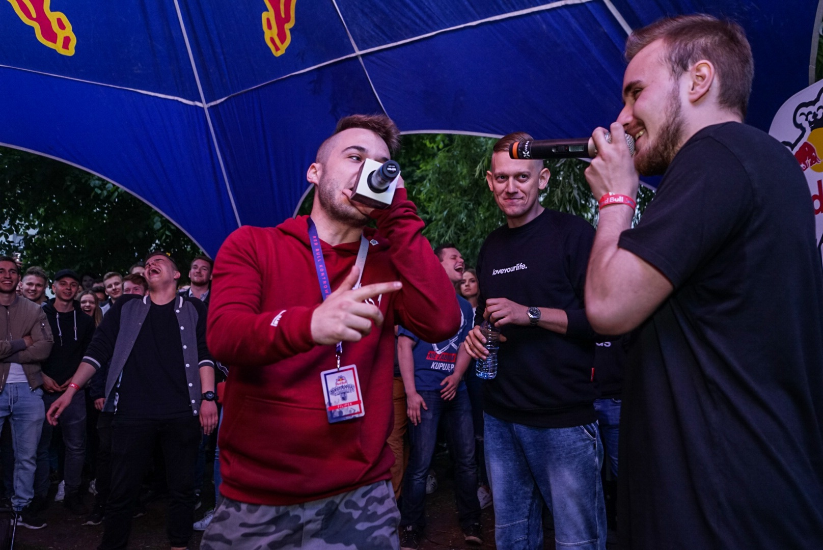 Red Bull KontroWersy 2018 - Jam Filipek i Bober - Kraków