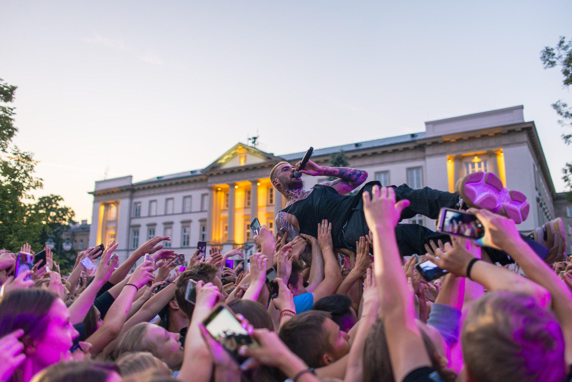 Red Bull Music Presents Quebonafide On Tour Radom