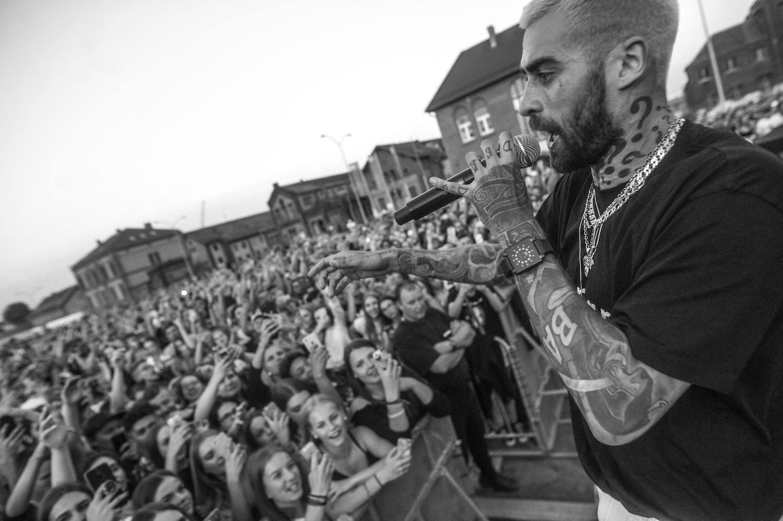 Red Bull Music Presents Quebonafide On Tour Szczecin 2018