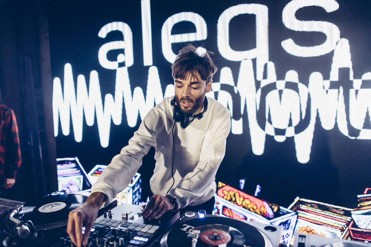 DJ Aleqs Notal na Red Bull Music 3Style World Finals Kraków
