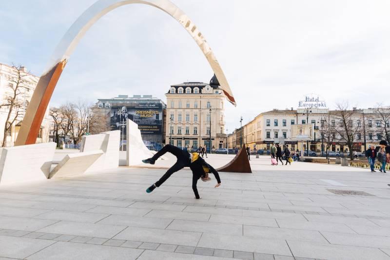 Dance City Guide Kraków