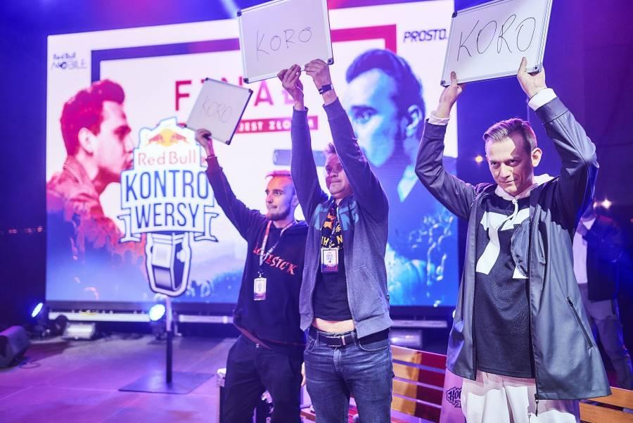 Jury Red Bull KontroWersy Finał Gdynia 2019