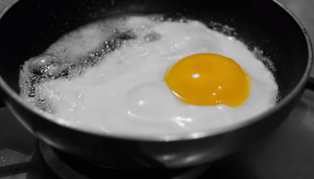 """Samotne śniadanie"" to numer idealny na podkrętkę."