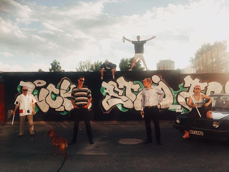 """WCK """"Nowe rejony"""" – klip promujący trasę koncertową """"STEJ TUR"""""""