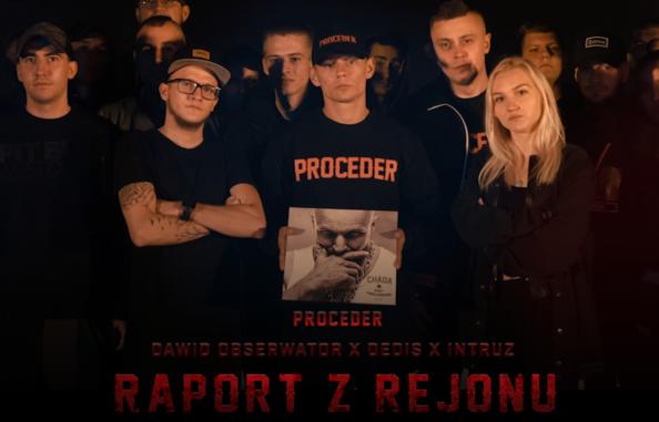 """""""Raport z rejonu"""" Chady w interpretacji Dawida Obserwatora, Dedisa i Intruza!"""