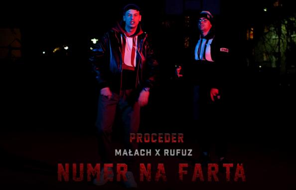 """Małach i Rufuz w interpretacji utworu Chady """"Numer na farta"""""""