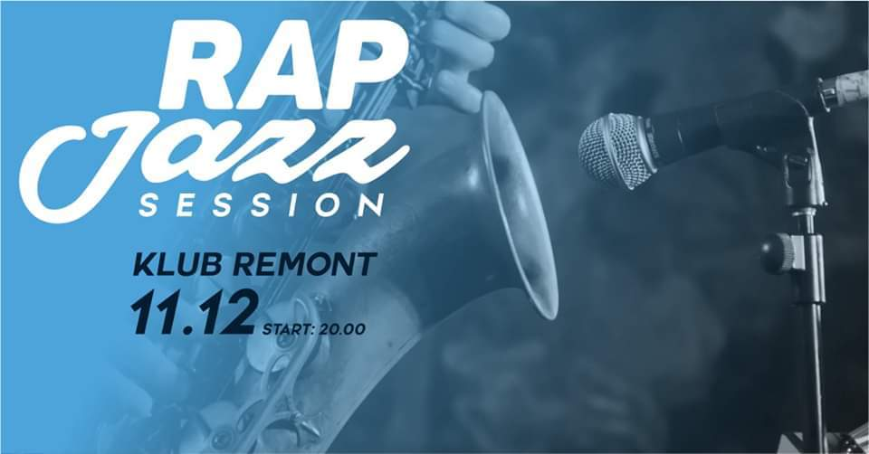 Rap Jazz Session - 11 grudnia 2019