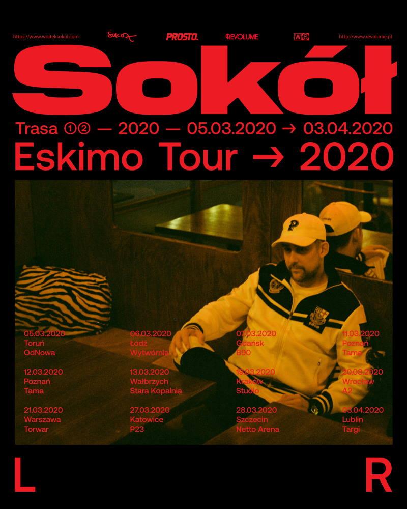 Sokół - Eskimo Tour