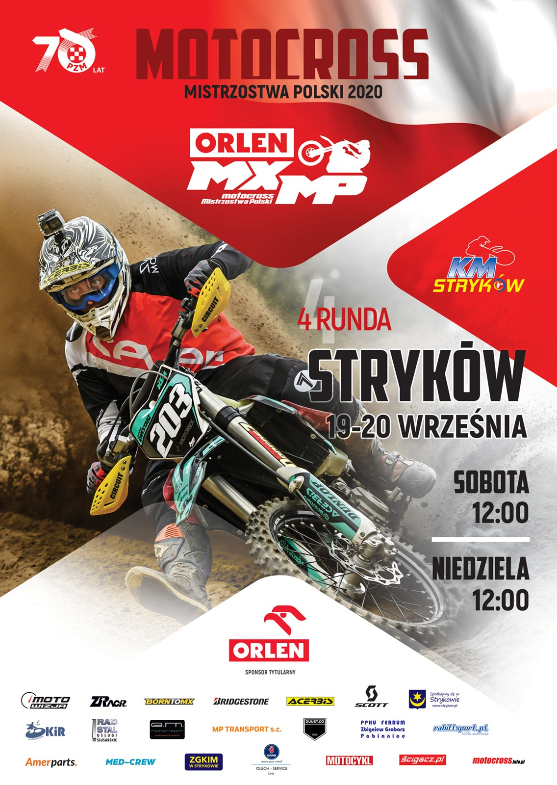 ORLEN MXMP Stryków 2020