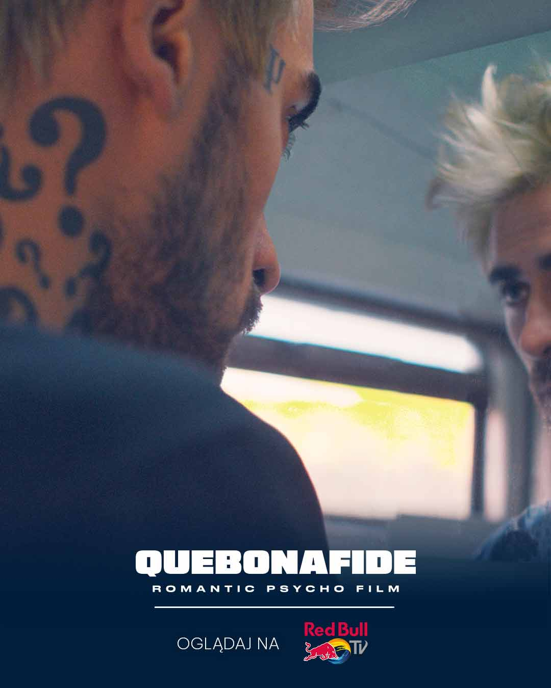 Quebonafide Romantic Psycho Film