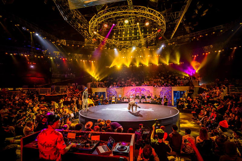 Red Bull BC One World Final