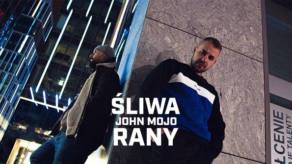 """Śliwa i John Mojo prezentują swoje """"Rany"""" - sprawdźcie trzeci klip promujący """"Pół życia za mną""""!"""