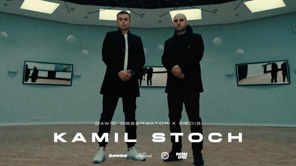"""Dawid Obserwator i Dedis z singlem """"Kamil Stoch"""" - wystartował preorder albumu """"Rap Najlepszej Marki III"""""""