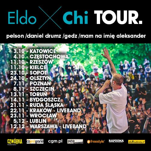 Eldo Chi Tour 2014