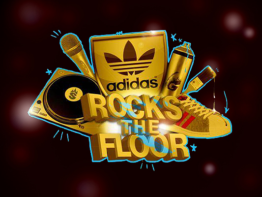 Rocks The Floor