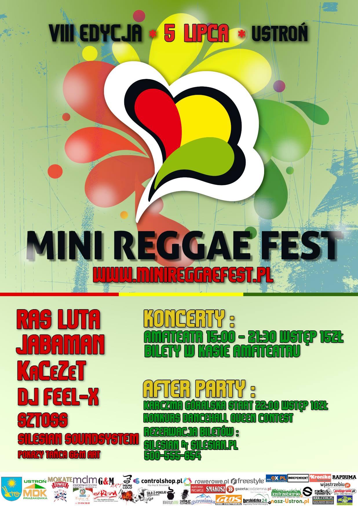 Mini Reggae Fest 2014