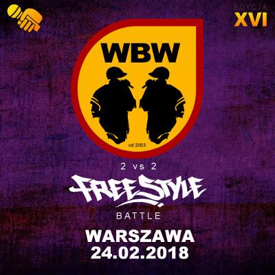 WBW 2018 • 2vs2 • Freestyle Battle