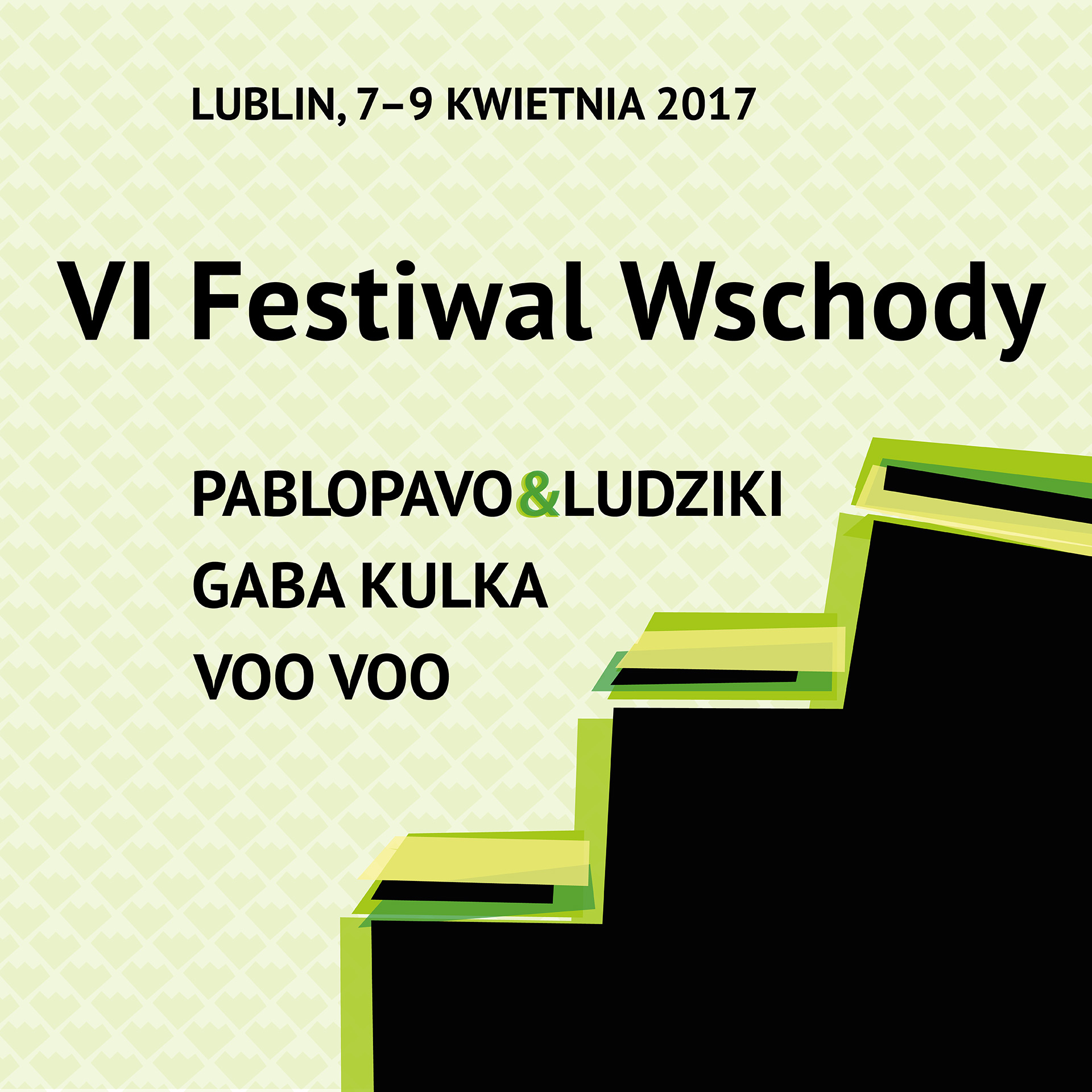 VI Ogólnopolski Festiwl Piosenki Artystycznej WSCHODY