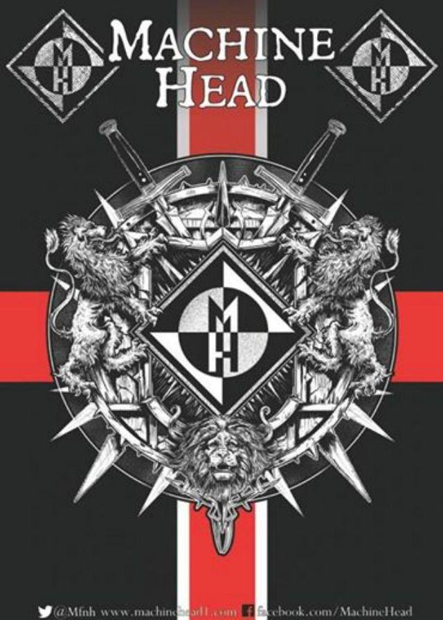 Machine Head - koncert w Warszawie