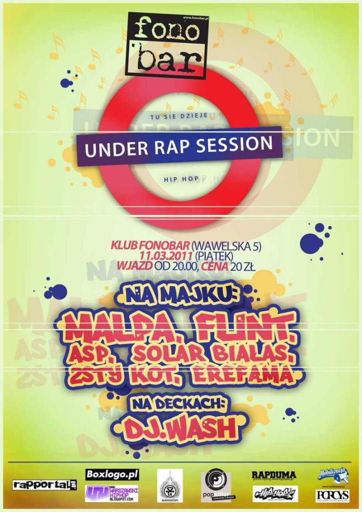 Under Rap Session
