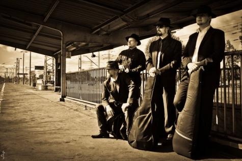 The Rocknocks! Koncert Surf Rock, Swing, Rockabilly