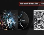 Junes, Młodzik i DJ Danek - Acrux - okładka