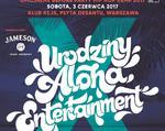X Urodziny wytwórni Aloha Entertainment