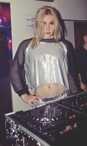 New photos from Netherlands by Polish Female DJ Mirjami