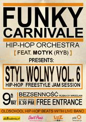 Styl Wolny vol.6 (hip-hop freestyle jam session)