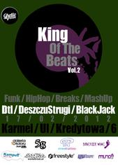 KING OF THE BEATS vol. 2