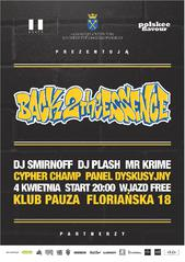 Back 2 The Essence - Dj Smirnoff, Dj Plash, Mr. Krime, cypher jam