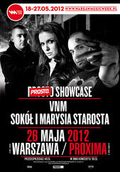 Plakat Prosto Showcase