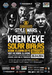 Finał Arrogant Style Wars Freestyle Battle 2014