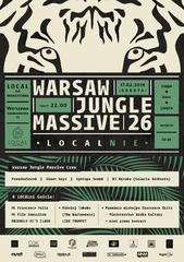 Warsaw Jungle Massive #26 LOCALnie