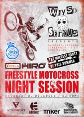 Freestyle Motocross - Why So Serious