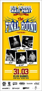 Old School Skate Party ALLSTARS: THE FINAL ROUND | Ostatnia impreza z cyklu
