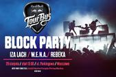 RED BULL TOUR BUS: BLOCK PARTY