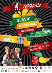 Slavic Dancehall Queen 2015 w Iskrze