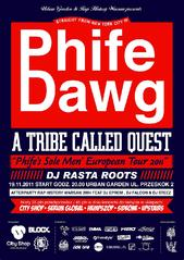 Phife's 'Sole Men' European Tour 2k11