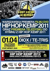 HHK DVD PROMO PARTY: DIOX & TE-TRIS