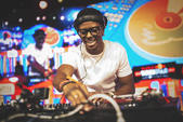 DJ Puffy podczas Red Bull 3Style World Final w Chile
