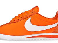 Nike Cortez Nylon Safety Orange-White
