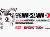 29.03 Warszawa / Darmowe warsztaty streetartowe, muzyczne, fotograficzne i deskorolkowe