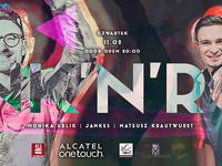 Funk'n'Roll by Monika Urlik | Krzysztof Jankowski JANKES | Mateusz Krautwurst & Dj Finger